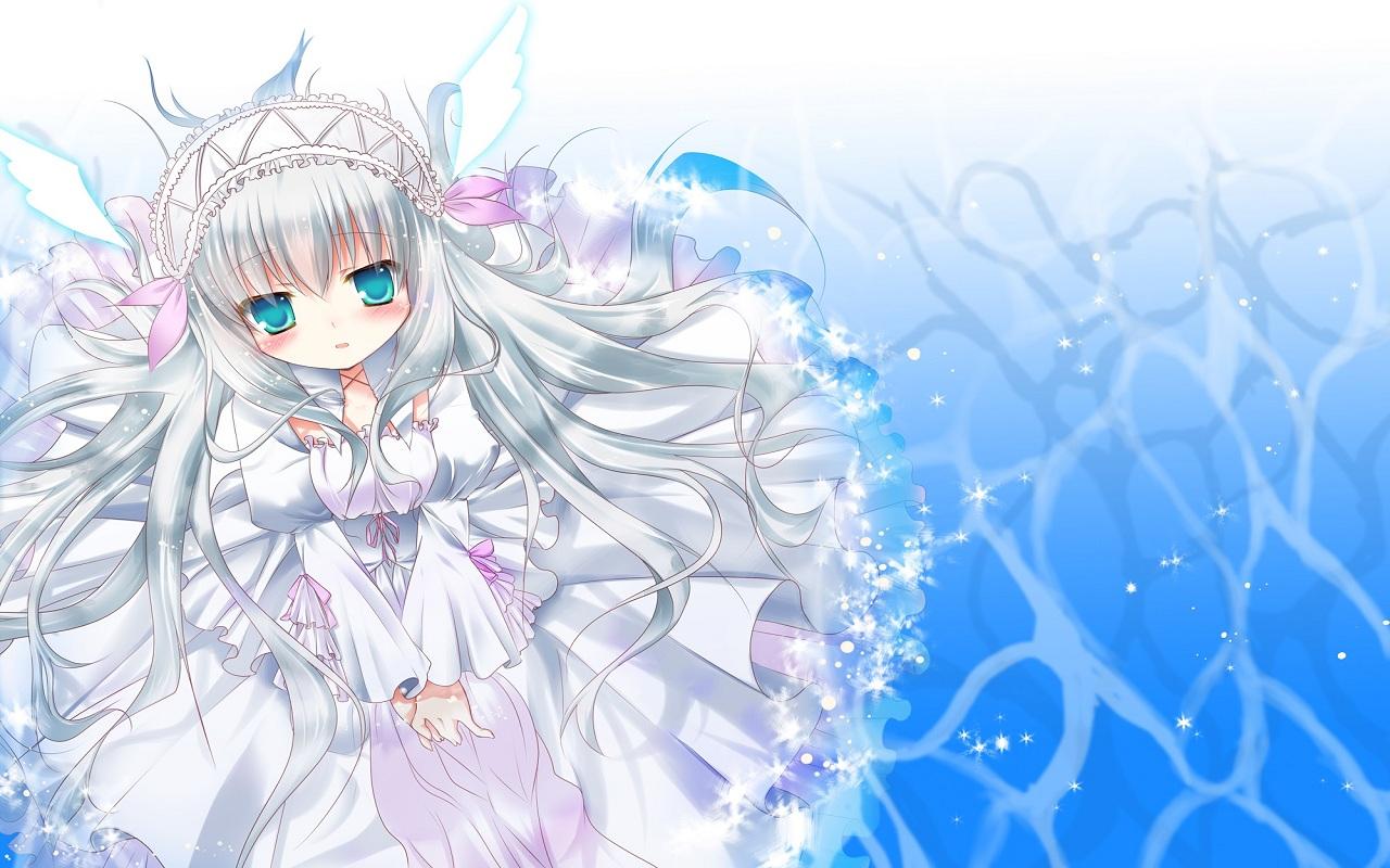 Hình ảnh anime dễ thương 1 \u2013 Giống như một nàng công chúa