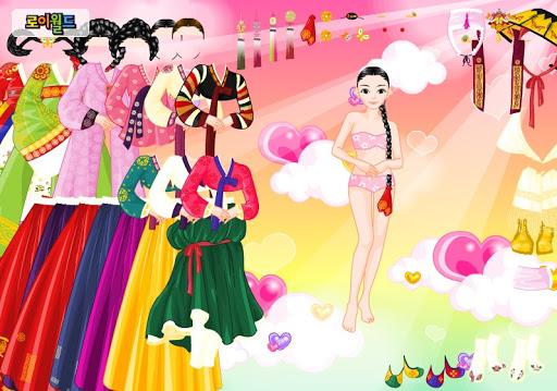 Hình ảnh về game thời trang - Ảnh sưu tầm